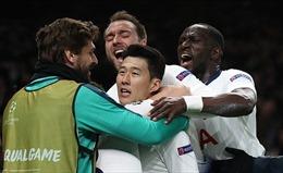 Son Heung-min tỏa sáng, Tottenham hạ gục Man City