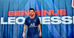 Sức hút từ 'thương hiệu Messi'