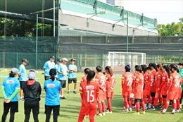 Toàn bộ lịch thi đấu của tuyển nữ Việt Nam tại vòng loại Giải bóng đá nữ vô địch châu Á 2022