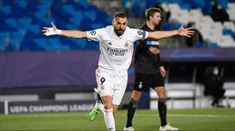 Real Madrid ngoạn mục vượt vòng bảng Champions League