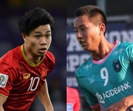 Công Phượng lập công, CLB TP Hồ Chí Minh có điểm đầu tiên tại vòng bảng AFC Cup 2020