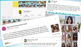 Cộng đồng mạng kêu gọi tẩy chay  vlogger Thơ Nguyễn vì đưa clip phản cảm, không phù hợp trẻ nhỏ
