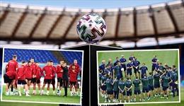 EURO 2020: 'Mọi con đường đều dẫn đến thành La Mã'