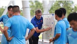 HLV Philippe Troussier triệu tập 34 cầu thủ cho tuyển U18 Việt Nam