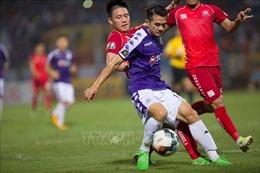 V-League 2021: Chuyến đi 'bão táp' của Hà Nội FC tới Lạch Tray