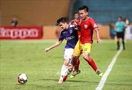 Vòng 4 V-League: Sức nóng ở núi Hồng
