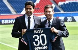 PSG 'quá tải' khi sở hữu được Messi