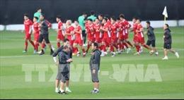 Tuyển Việt Nam quyết tâm giành tấm vé vào vòng loại thứ 3 World Cup 2022 khu vực châu Á