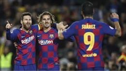 Mallorca - Barcelona: Xây chắc ngôi đầu