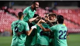 Real Madrid chạm 1 tay vào chức vô địch La Liga