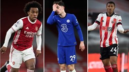 Ngoại hạng Anh mùa này chi chục triệu bảng cho những hợp đồng kém hiệu quả