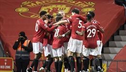 Khó nhọc đánh bại West Ham, MU giành lại vị trí nhì bảng