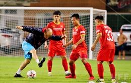 HLV Park Hang-seo 'ôm' cả mối lo trọng tài đến vòng loại World Cup 2022