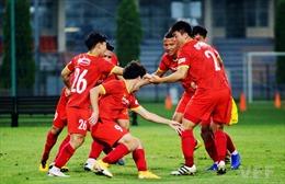 Lắp ráp đội hình chính của tuyển Việt Nam dự vòng loại World Cup 2022