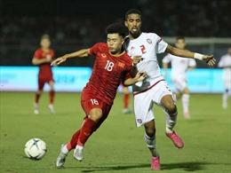 'Đại chiến' Việt Nam - UAE