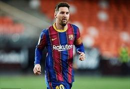 Messi sẽ sánh đôi cùng Barca tới năm 39 tuổi