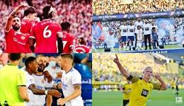 Tổng hợp các kênh phát sóng các giải bóng đá châu Âu mùa giải 2021 - 2022