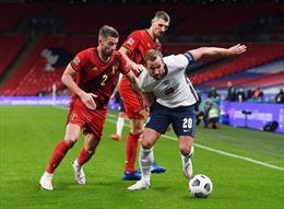 Tâm điểm Nations League giữa Bỉ và Anh: Cuộc chiến ngôi đầu