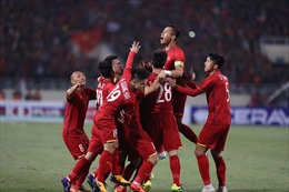 Đội tuyển Việt Nam vượt qua đội tuyển Pháp giữ kỷ lục bất bại dài nhất thế giới