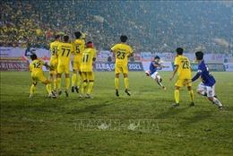 V-League 2021 'nóng' từ đầu mùa