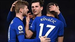 Bùng nổ với chiến thắng thứ 5 liên tiếp tại Ngoại hạng Anh, Chelsea lọt vào Top 4