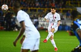 Ra mắt 'bộ ba nguyên tử' Neymar - Mbappe - Messi, PSG vẫn khởi đầu Champions League không như ý
