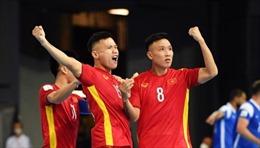 Tuyển futsal Việt Nam quyết đấu với Panama