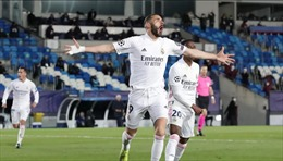 Real Madrid cùng Man City dắt tay nhau vào tứ kết