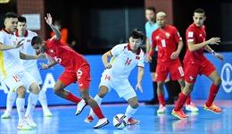 Chân dung 'người hùng' giúp tuyển futsal Việt Nam vượt qua tuyển Panama