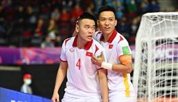 Đánh bại Panama, futsal Việt Nam mở ra hy vọng đi tiếp ở World Cup 2021
