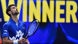 ATP Finals 2020: Djokovic quyết xô đổ những kỷ lục