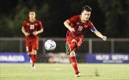 Quang Hải và Tiến Linh có nguy cơ chấn thương do thi đấu liên tục