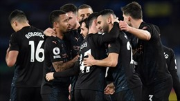 Ngoại hạng Anh: Man City tăng tốc