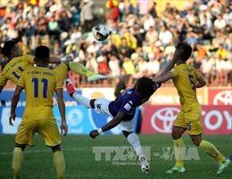 Hà Nội FC - SLNA: Công cường gặp đá tảng