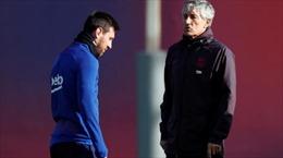 Barcelona sa thải HLV Setien, mở màn cuộc 'đại phẫu'