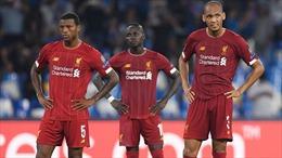 Vòng bảng Champions League 2019 - 2020: ĐKVĐ Liverpool thua sốc ngày ra quân