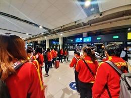 Asian Cup bóng đá nữ 2022: Lịch trình của đội tuyển nữ Việt Nam tại Tajikistan