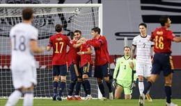 UEFA Nations League 2020 - 2021: Tây Ban Nha tàn phá 'xe tăng' Đức tới 6 - 0