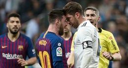 Trận El Clasico giữa Barcelona - Real Madrid: 'Đốt lửa' ngày đông lạnh giá Tây Ban Nha