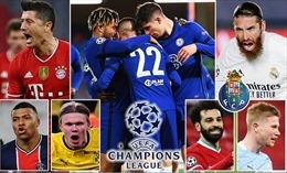 Tứ kết Champions League: PSG đụng Bayern Munich, Real Madrid đối đầu Liverpool