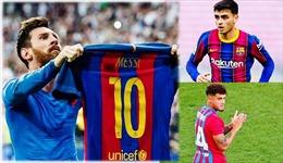 Ngôi sao số 10 mới ở Barca sẽ là ai?
