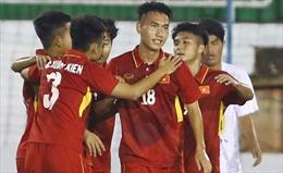 Việt Nam thua ngược trước Jordan trong trận mở màn U19 châu Á 2018