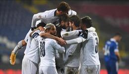 Italy và Bỉ giành vé vào bán kết Nations League