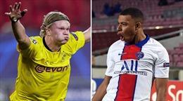 Haaland và Mbappe: Làn sóng mới ở Champions League