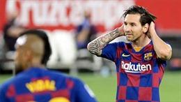 Barca sảy chân và cơ hội của Real