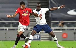 Níu chân nhau, Tottenham và Manchester lỡ cơ hội áp sát Top 4