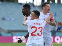 Thụy Sĩ - Thổ Nhĩ Kỳ: Trận 'chung kết ngược' của bảng A