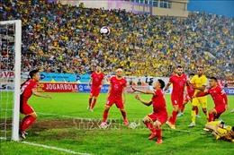 Ngày V-League 2021 trở lại đang thêm xa