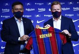 Barcelona khởi động 'triều đại' Ronald Koeman