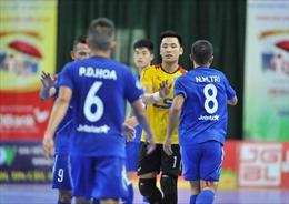 Thái Sơn Nam khẳng định sức mạnh với lần thứ 9 đăng quang giải futsal vô địch Quốc gia